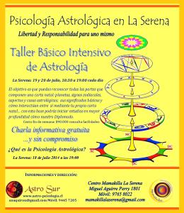 Afiche La Serena julio 2014-a