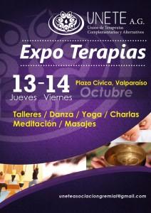 AFICHE EXPO TERAPIAS