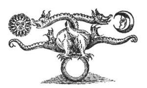 cabeza-y-cola-de-dragon-representando-nodos-de-la-luna